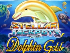 Dolphin Gold with Stellar Jackpots