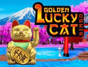 Golden Lucky Cat Bingo