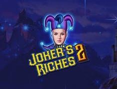 Joker Riches 2 logo