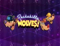Rockabilly Wolves logo