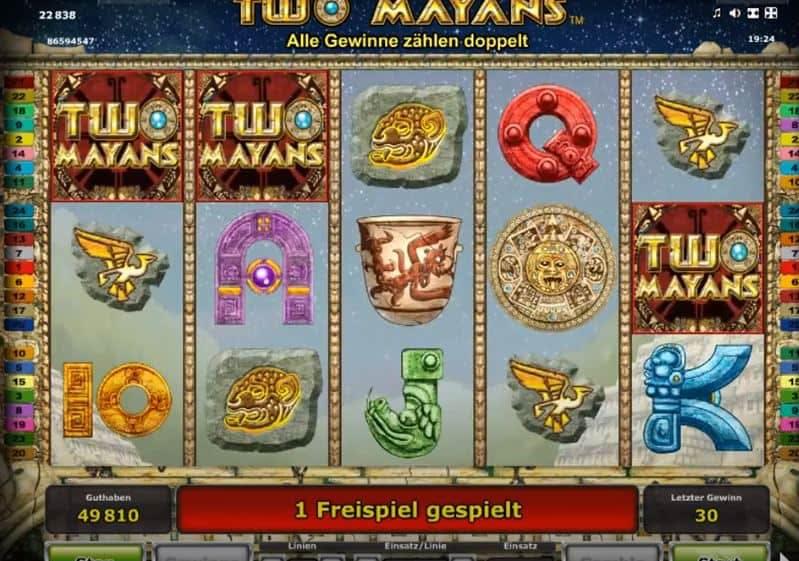 Función de bonus muy popular que ofrece spins gratis y Juegos especiales en Two Mayans