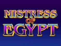 Mistress of Egypt logo