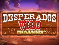 Desperados Wild Megaways logo