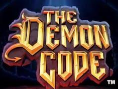 The Demon Code logo
