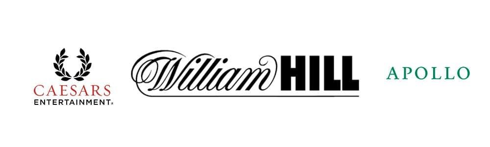 William Hill recibe oferta de Caesars y Apollo