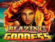 Blazing Goddess logo