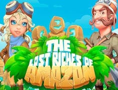 The Lost Riches of Amazon logo