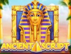 Ancient Script logo