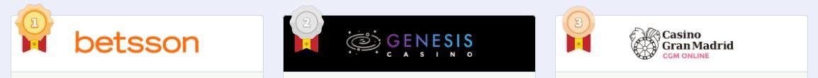casinos online en espana