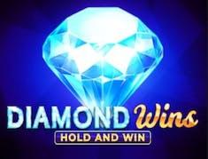 Diamond Wins: Hold and Win logo