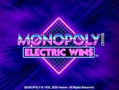 Monopoly Electric Wins logo