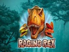 Raging Rex logo