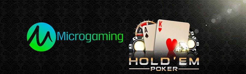 Descubre nuevos juegos de póker Microgaming