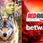 Tragaperras de Red Rake en 888casino y Betway