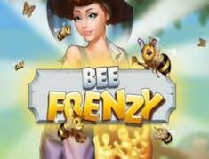 Bee frenzy logo