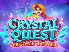 Crystal Quest: Arcane Tower logo