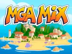 MGA Mix logo