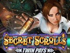 Secret Scrolls logo