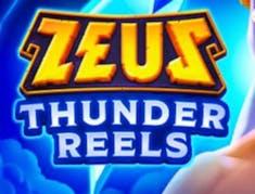 Zeus: Thunder Reels logo