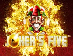 Joker's Five logo