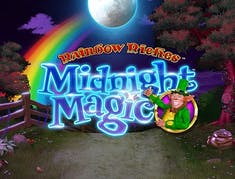 Rainbow Riches Midnight Magic logo