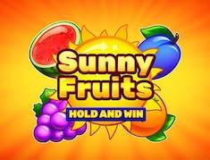 Sunny Fruits: Hold and Win logo