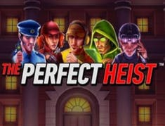 The Perfect Heist logo