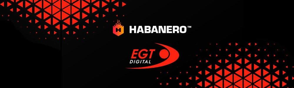Acuerdo entre desarrolladores Habanero y EGT