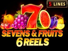 5 Super Sevens & Fruits: 6