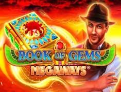 Book of Gems Megaways logo