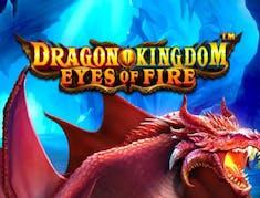 Dragon Kingdom – Eyes of Fire logo