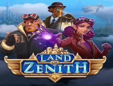 Land of Zenith logo