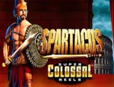 Spartacus Super Colossal Reels logo