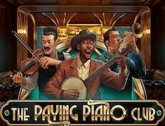 The Paying Piano Club logo