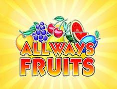 Allways Fruits logo