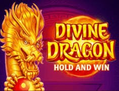 Divine Dragon: Hold and Win logo