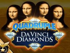 Quadruple Da Vinci Diamonds logo