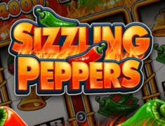 Sizzling Peppers logo