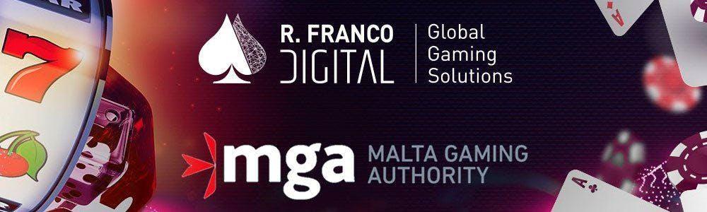 Franco Digital consigue la licencia de la MGA