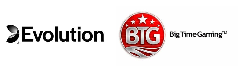 Evolution Gaming Group compra Big Time Gaming