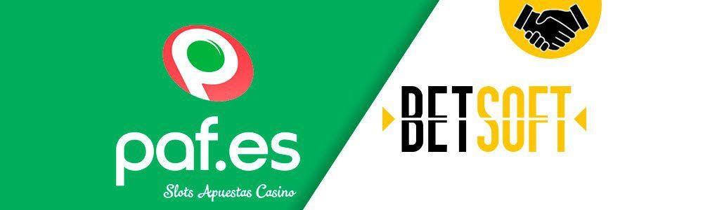 Los juegos de Betsoft Gaming en Paf Casino