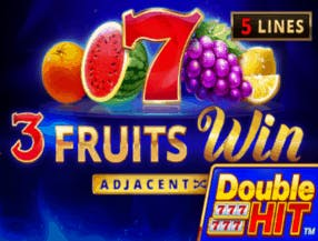 3 Fruits Win Double Hit