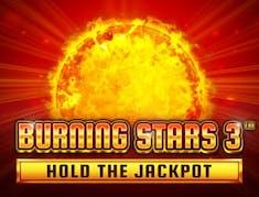 Burning Stars 3™ logo