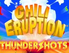 Chili Eruption Thundershots logo