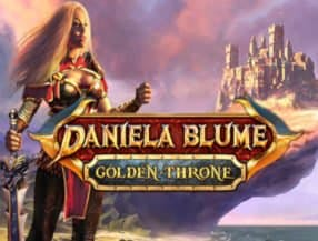 Daniela Blume Golden Throne