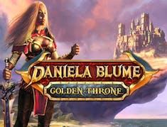 Daniela Blume Golden Throne logo