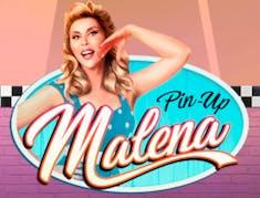 Malena Gracia Pin-up logo