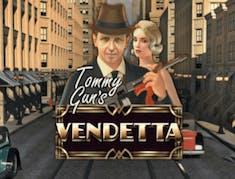 Tommy Guns Vendetta logo