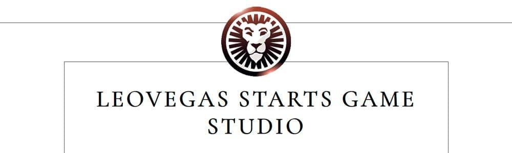 LeoVegas: estudio de juegos Blue Guru Games