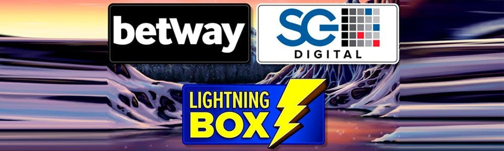 Tragaperras Lightning Box también en Betway